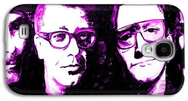 U2 Millennium Galaxy S4 Case by John Barth
