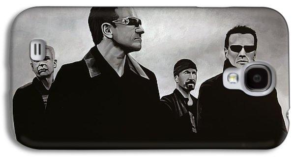 Musicians Galaxy S4 Case - U2 by Paul Meijering