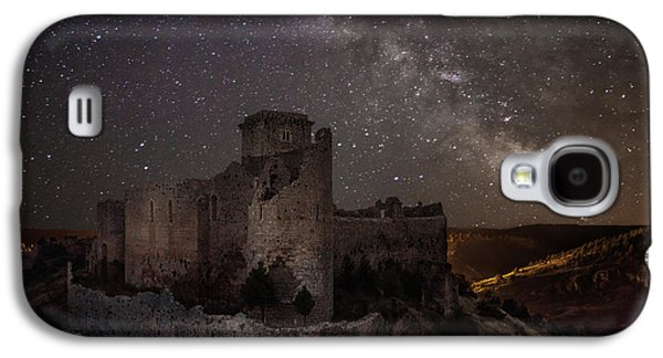 Castle Galaxy S4 Case - Ucero Castle by Martin Zalba
