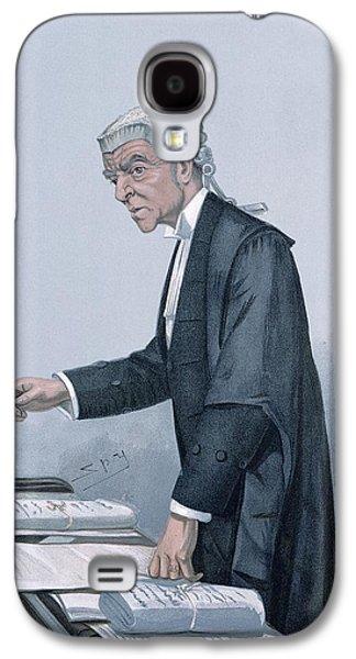 Ulsterman Kc  Galaxy S4 Case by Leslie Mathew Ward