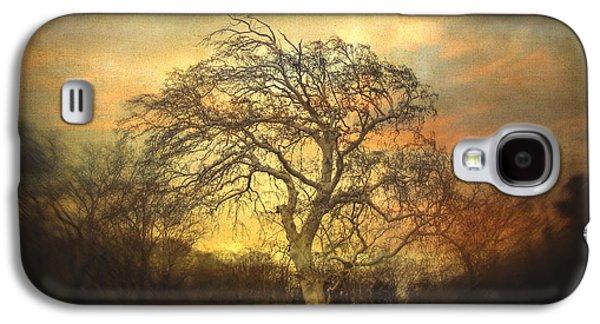 Un Dernier Crepuscule Galaxy S4 Case by Taylan Apukovska