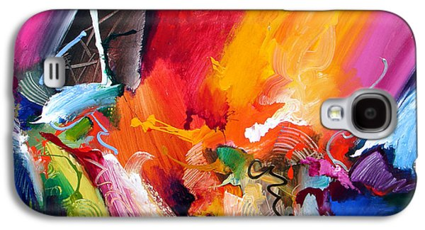 Unbounded Ecstasy Galaxy S4 Case