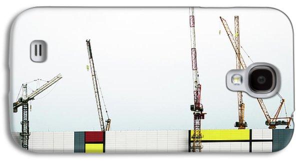 Crane Galaxy S4 Case - Under Construction by Donghee, Han