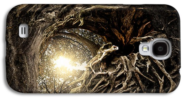 Under The Trees #1 Galaxy S4 Case