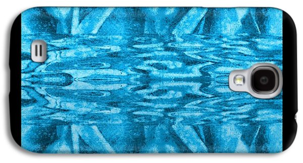 Waterscape Galaxy S4 Case - Under The Water Is Tulips by Pepita Selles