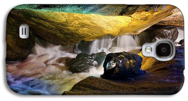 Underground Waterfall 2 Galaxy S4 Case