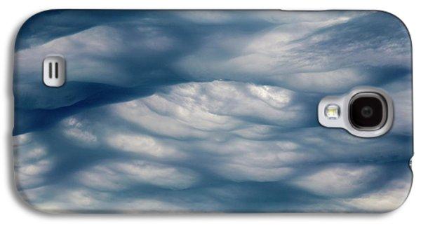 Undulatus Asperatus Cloud Formation Galaxy S4 Case