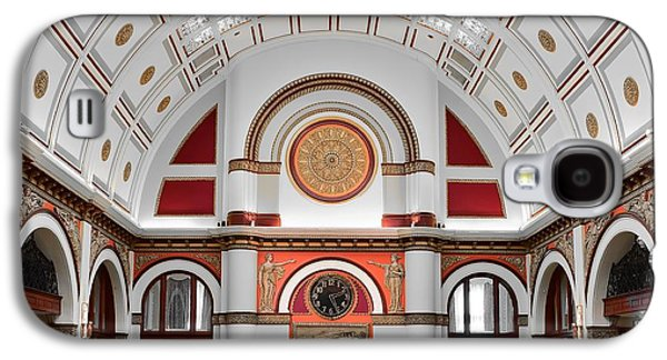 Union Station Nashville Tennessee Galaxy S4 Case by Frozen in Time Fine Art Photography