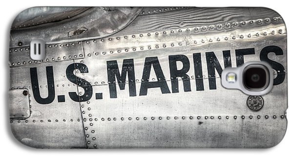 United States Marines - Beech C-45h Expeditor Galaxy S4 Case by Gary Heller