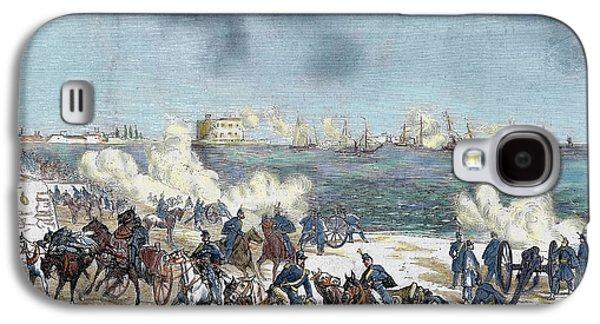 United States The American Civil War Galaxy S4 Case by Prisma Archivo