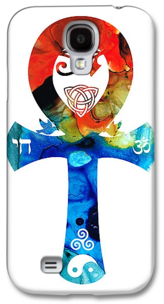 Unity 16 - Spiritual Artwork Galaxy S4 Case