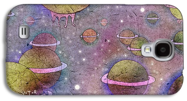Universe Galaxy S4 Case by Yoyo Zhao