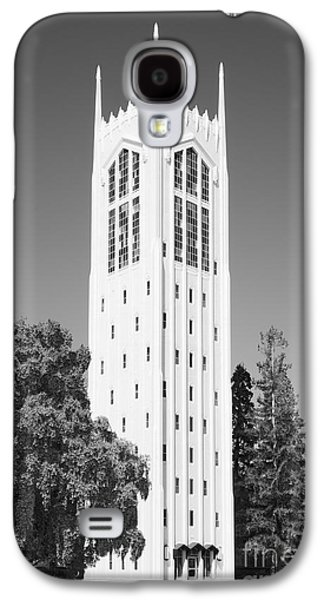 University Of The Pacific Burns Tower Galaxy S4 Case by University Icons