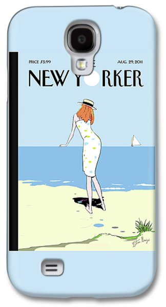 New Yorker August 29th, 2011 Galaxy S4 Case