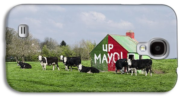 Up Mayo Galaxy S4 Case by Bill Cannon