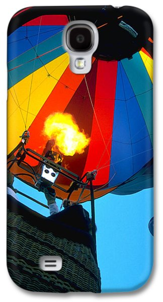 Digitally Manipulated Galaxy S4 Cases - Up Up and Away Galaxy S4 Case by Bill Caldwell -        ABeautifulSky Photography