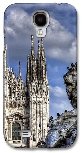 Urban Jungle Milan Galaxy S4 Case by Carol Japp