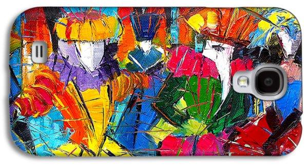 Urban Story - The Carnival 2 Galaxy S4 Case by Mona Edulesco