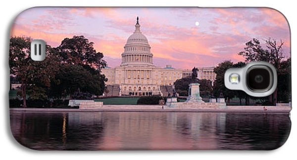Capitol Building Galaxy S4 Case - Us Capitol Washington Dc by Panoramic Images