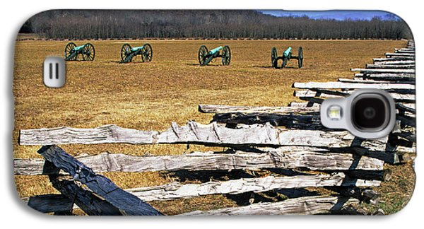 Usa, Arkansas Split-rail Fence Galaxy S4 Case by Jaynes Gallery
