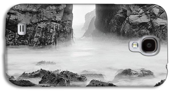 Usa, California, Pfeiffer Beach Galaxy S4 Case by John Ford