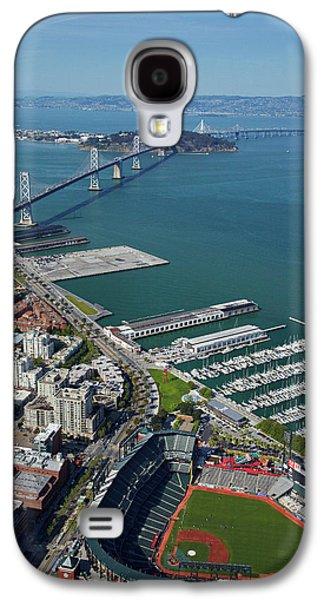 Usa, California, San Francisco Galaxy S4 Case by David Wall