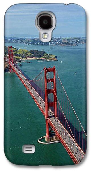 Usa, California, San Francisco, Golden Galaxy S4 Case by David Wall
