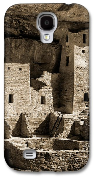 Usa, Colorado, Mesa Verde National Park Galaxy S4 Case