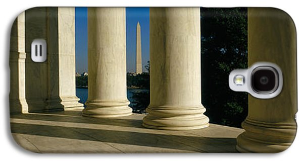 Usa, District Of Columbia, Jefferson Galaxy S4 Case by Panoramic Images