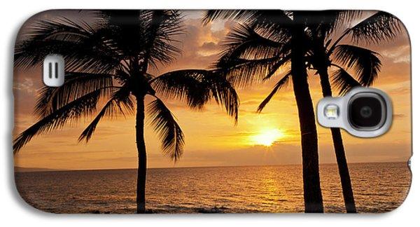 Usa, Hawaii, Maui, Kihei Galaxy S4 Case by Jaynes Gallery