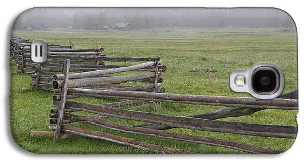 Usa, Idaho, Sawtooth Mountains Galaxy S4 Case by Jaynes Gallery