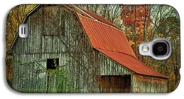 Usa, Indiana Rural Landscape Galaxy S4 Case by Rona Schwarz