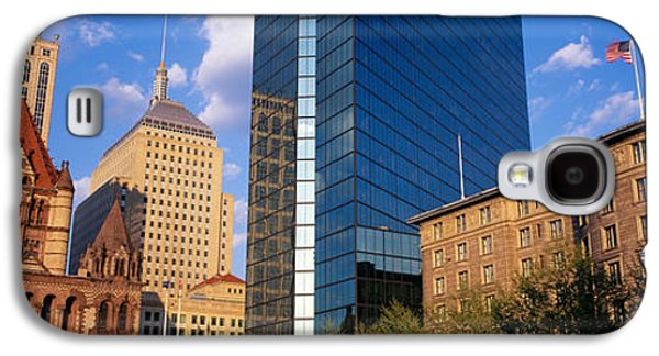 Usa, Massachusetts, Boston, Copley Galaxy S4 Case by Panoramic Images