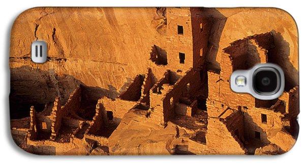 Usa, Native American Cliff Dwellings Galaxy S4 Case