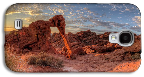 Usa, Nevada, Clark County Galaxy S4 Case