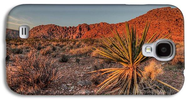 Usa, Nevada Red Rock Canyon National Galaxy S4 Case