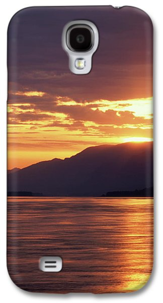 Usa, Oregon, View Of Columbia River Galaxy S4 Case by Stuart Westmorland