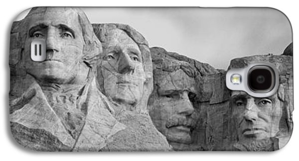 Usa, South Dakota, Mount Rushmore, Low Galaxy S4 Case by Panoramic Images