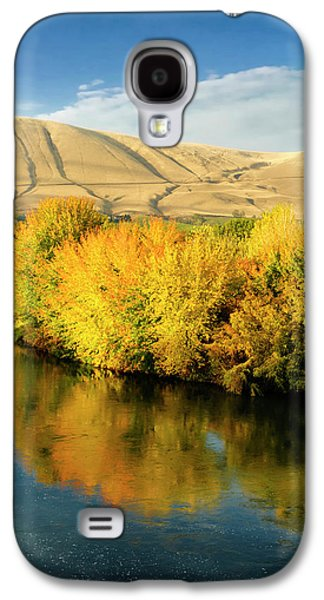 Usa, Washington State, Benton City Galaxy S4 Case by Richard Duval