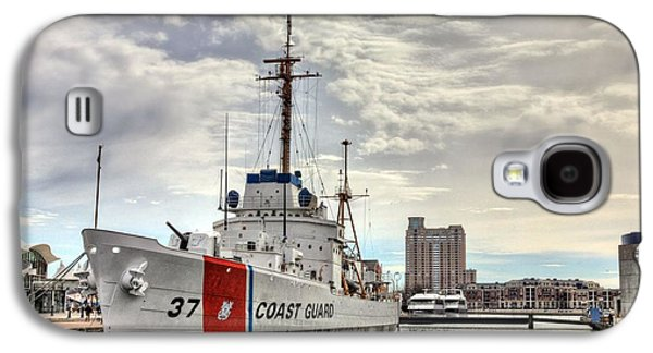 Uscg Cutter Taney Galaxy S4 Case