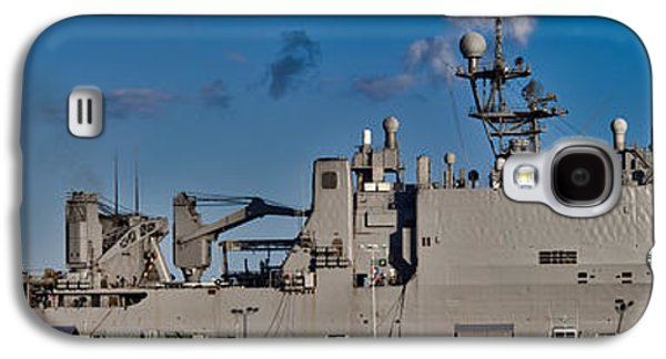 Uss Fort Mchenry Galaxy S4 Case