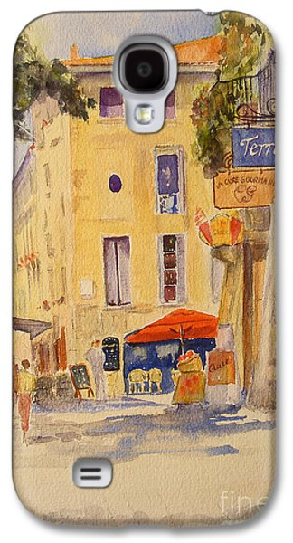 Uzes France Galaxy S4 Case by Beatrice Cloake