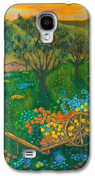 Val D'orcia Galaxy S4 Case by Pamela Allegretto