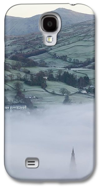 Valley Mists Galaxy S4 Case by Ashley Cooper