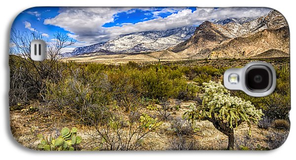 Galaxy S4 Case featuring the photograph Valley View 27 by Mark Myhaver