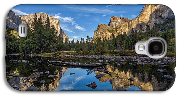 Valley View I Galaxy S4 Case by Peter Tellone