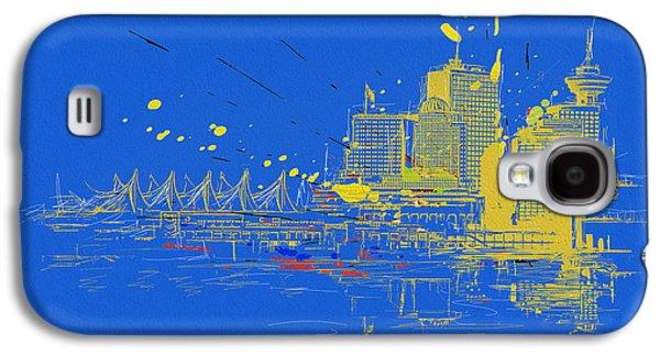 Vancouver Art 005 Galaxy S4 Case