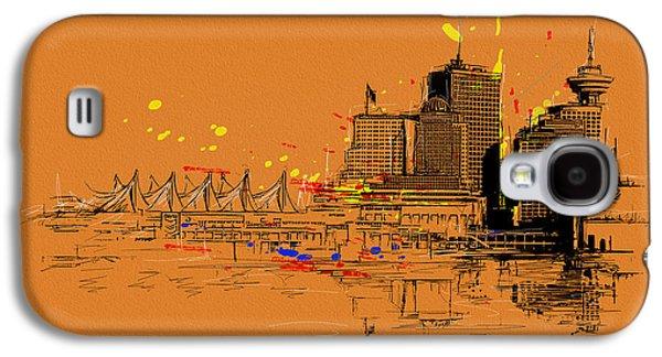 Vancouver Art 006 Galaxy S4 Case