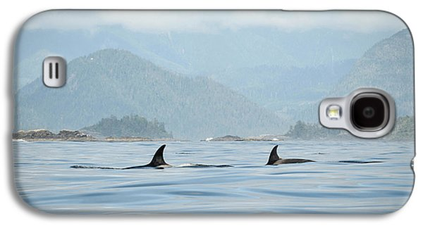 Vancouver Island, Clayoquot Sound Galaxy S4 Case by Matt Freedman