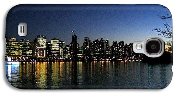 Vancouver Skyline Galaxy S4 Case